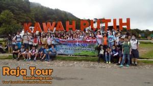 Jalan-jalan ke Kawah Putih Bersama SMP BINTANG  MULYA BANDUNG